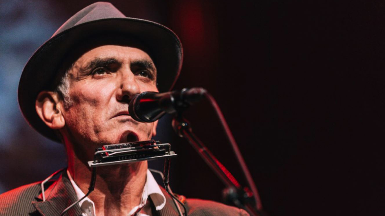 Paul Kelly, Exile Concert, QPAC, February 2016. Photograph by Benjamin Knight.
