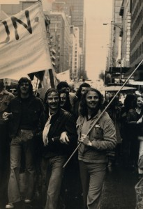 Gay Pride Week 1973. Photograph by Frank Prain. Courtesy of the Australian Lesbian and Gay Archives.